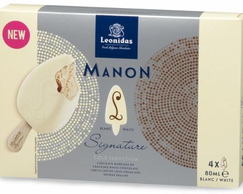 Leonidas Manon Signature White