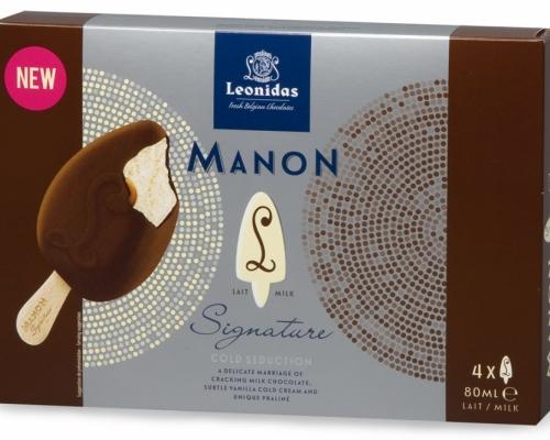 Leonidas Manon Signature Milk