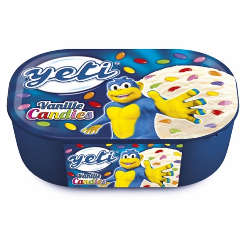 Yeti Bac Vanille Candies