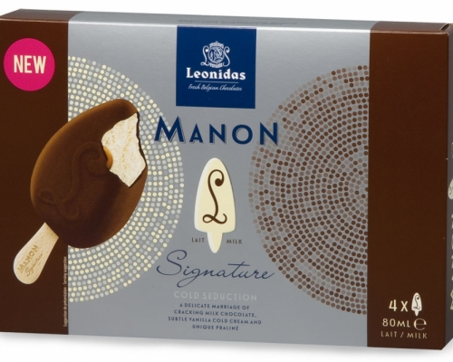 Leonidas Manon Signature Milk