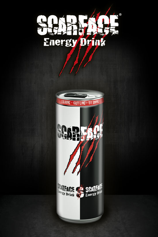 Scarface® Energy Drink